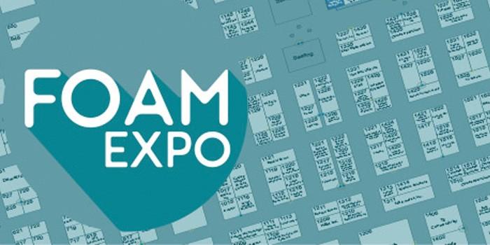 foam expo rotometrics tradeshow