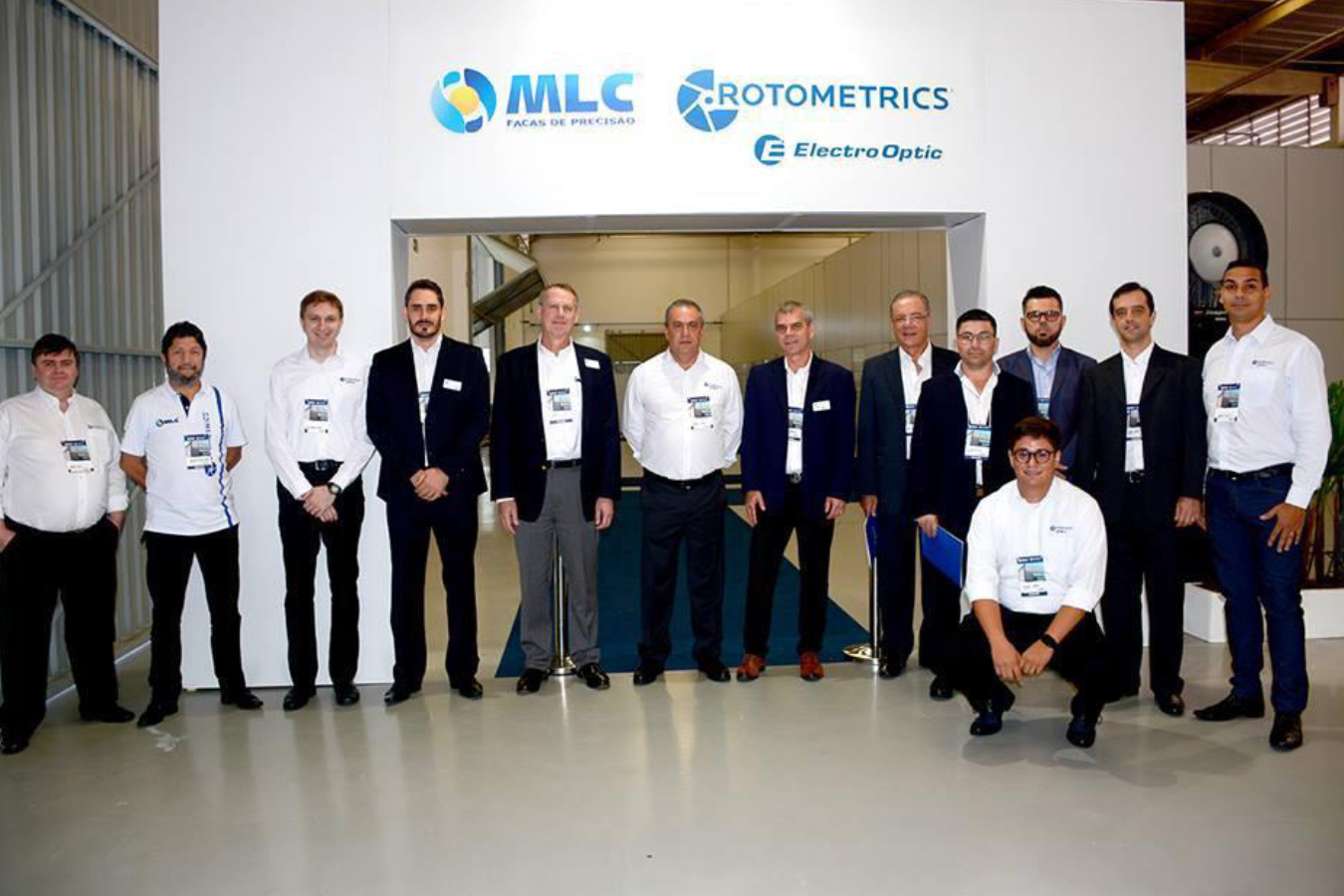 The new RotoMetrics / MLC flexible die plant is open for business.